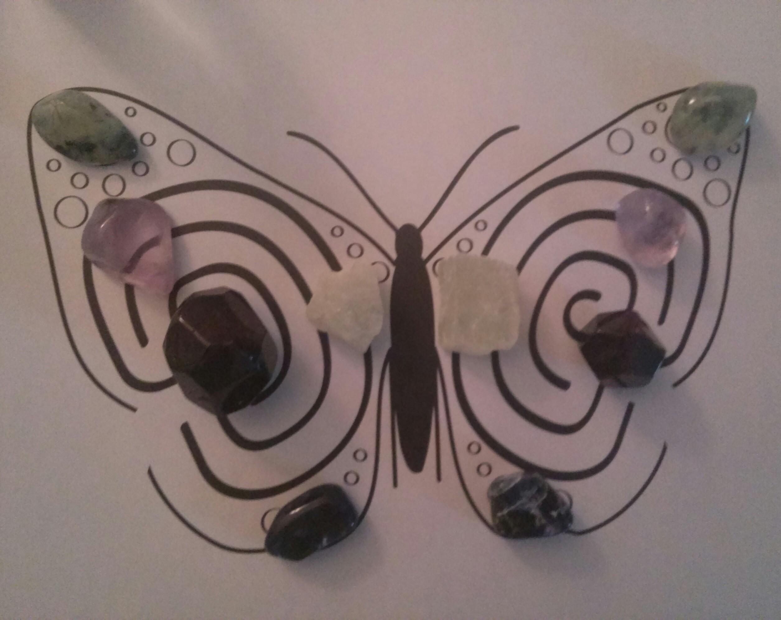 Reiki Healing Grids – Laura Painter, LMT