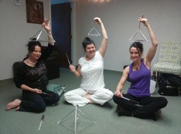 Crystal Pyramid Workshop