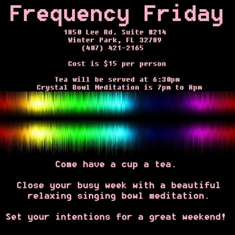 frequency friday